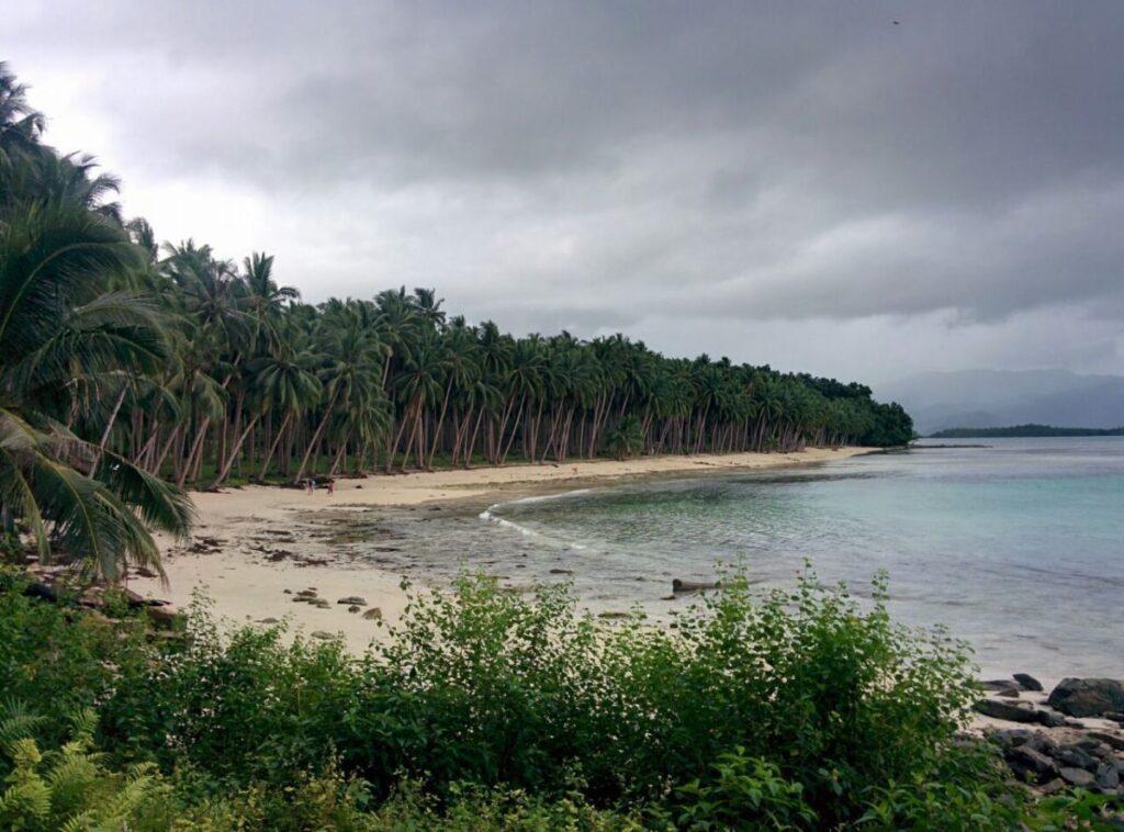 las mejores playas de Filipinas coconut beach
