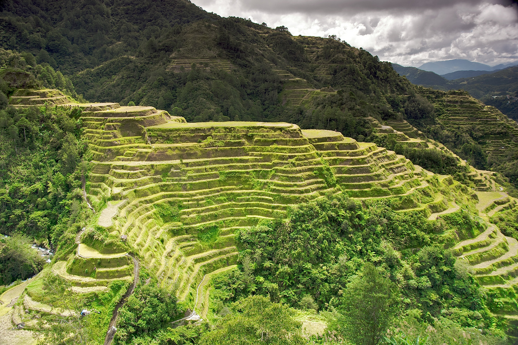 terrazas de arroz filipinas banaue