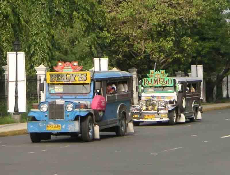jeepney filipinas