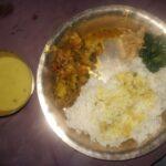 dal bhat comida nepal