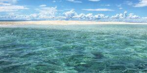 Agua clara en Filipinas