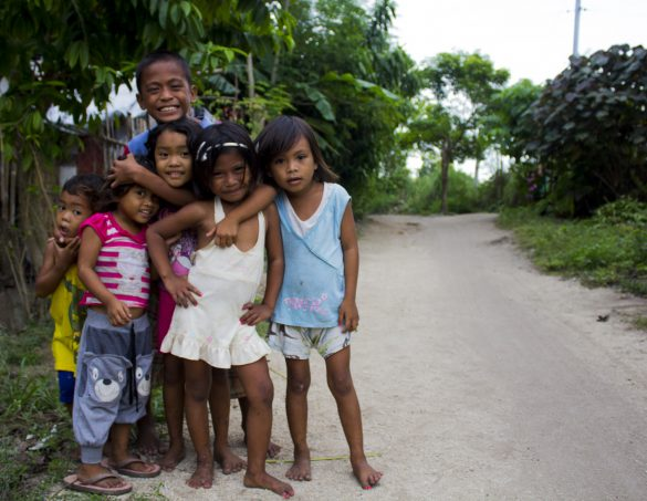 Malapascua Children