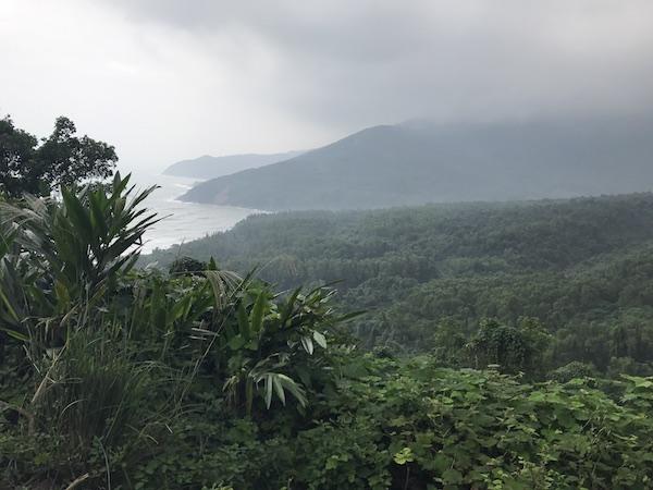 Hai Van Pass vistas