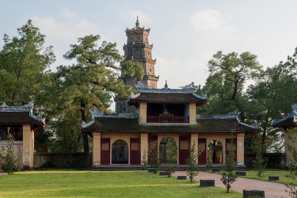 Pagoda de Thien Mu de Hue