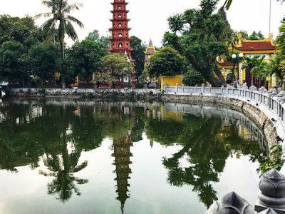 Qué ver en Hanoi en 3 días pagoda