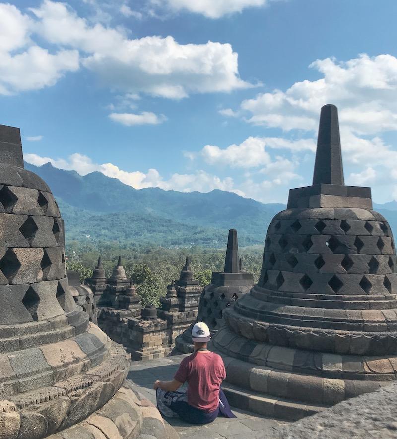 Templo Borobudur Yogyakarta