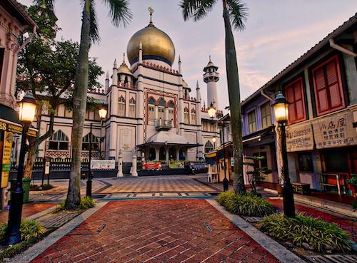 arab street singapur