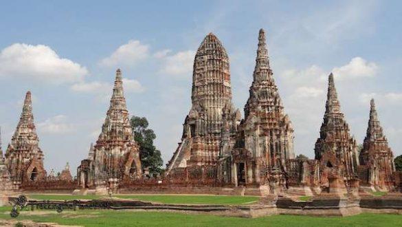 ayutthaya tailandia