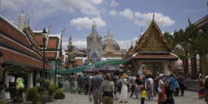 bangkok en tres días