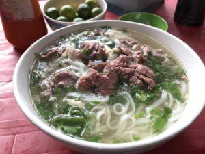 comida de vietnam pho