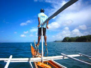 Avistamiento del tiburón ballena en Filipinas, Donsol