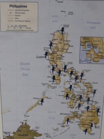 Donde ver el tiburón ballena en Filipinas