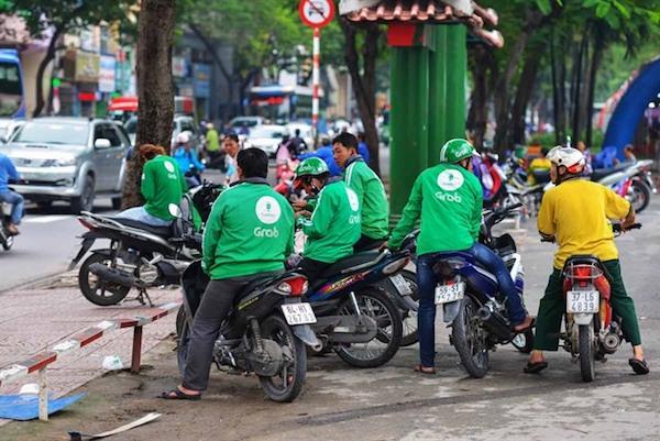 Que ver en Ho Chi Minh grab