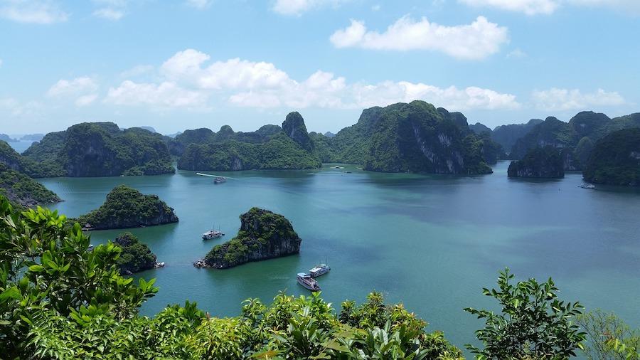 Halong Bay, que ver y como llegar