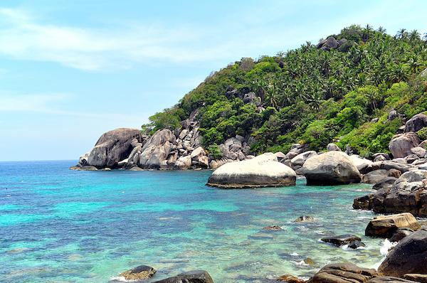 tailandia que visitar koh tao