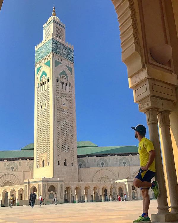 Que ver en Marruecos: Mezquita de Hassan II
