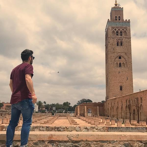 mezquita kutubia
