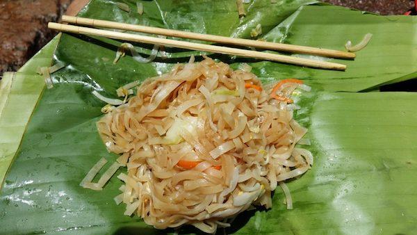 gastronomía de tailandia pad thai