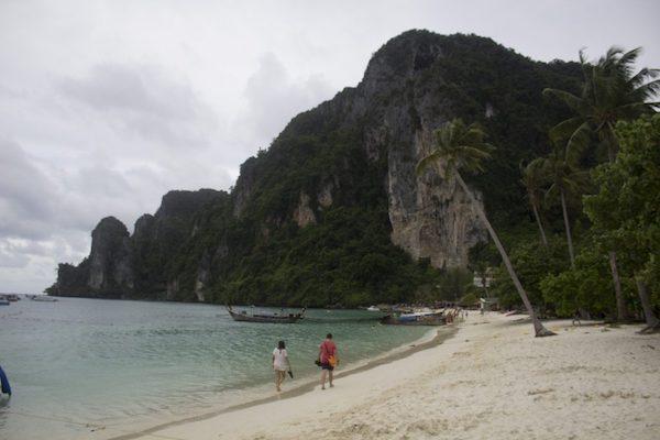 playas de tailandia phi phi