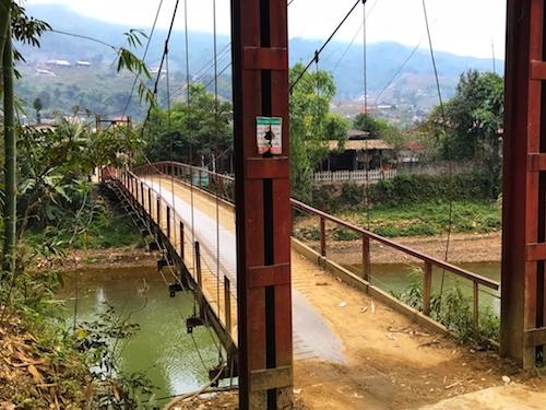 poblado hmong sapa vietnam