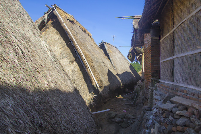 poblado sasak lombok