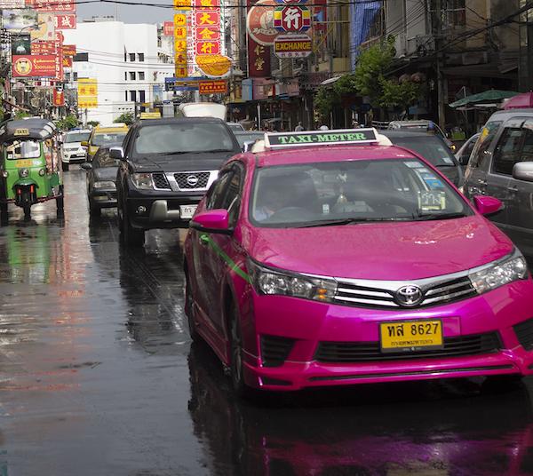 taxi oficial bangkok