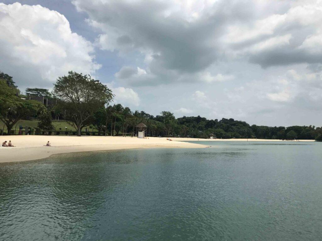 Guía de Singapur: Sentosa Beach