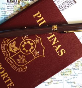 visado para filipinas
