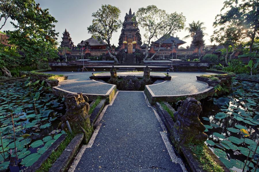 Templo en Ubud, Bali